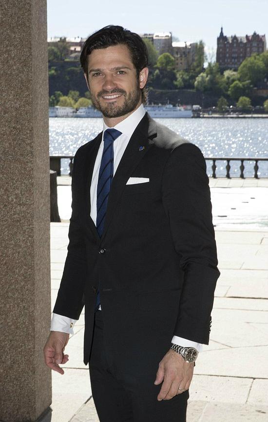 瑞典卡尔·菲利普王子