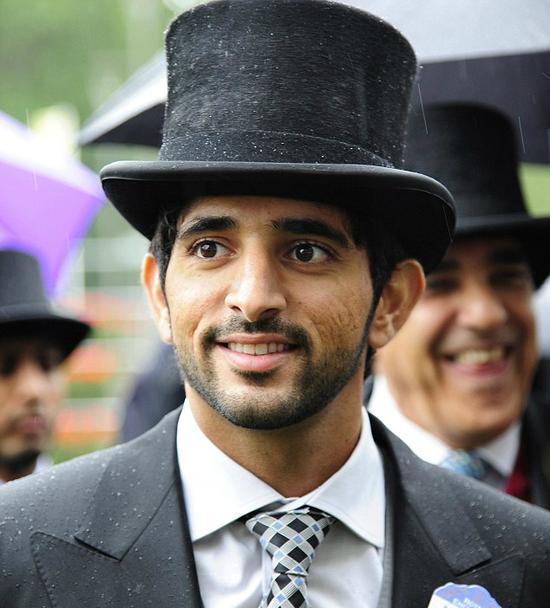 迪拜阿勒马克图姆王子