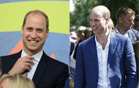 英国剑桥公爵—威廉王子