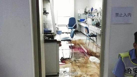 实验室爆炸