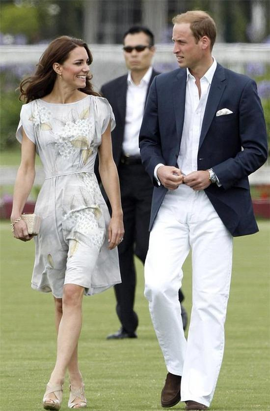 威廉王子穿搭时尚