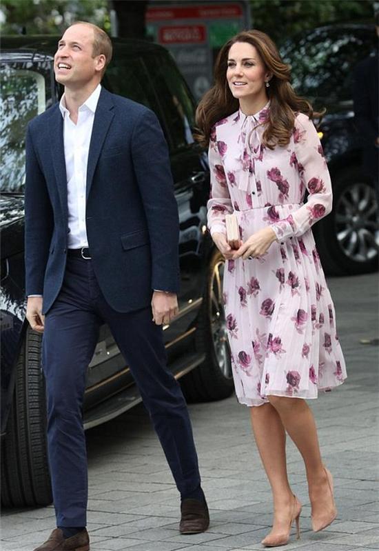 威廉王子穿搭时尚8