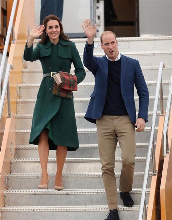 威廉王子穿搭时尚6