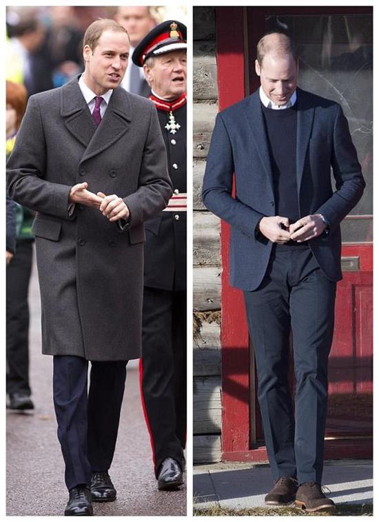 威廉王子穿搭时尚4