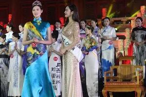 北服大四女生当选世界小姐中国总冠军(图)