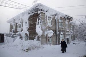 趣味双语:在全世界最冷的小镇生活是何种体验