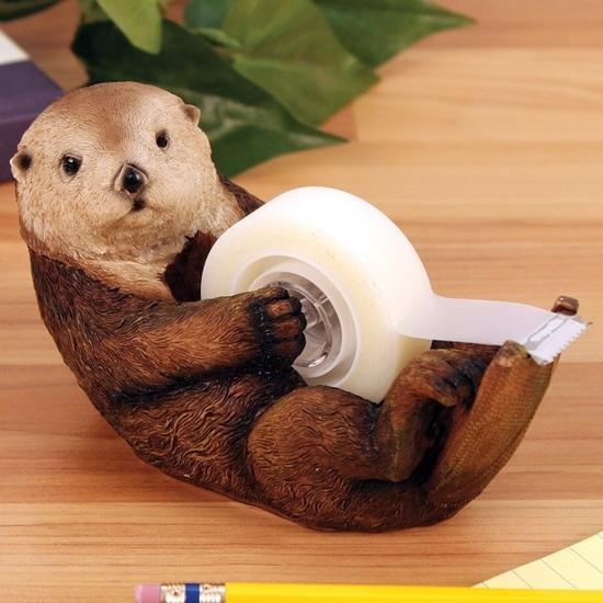 盘点:最可爱的动物主题商品(双语)|小动物商品|双语