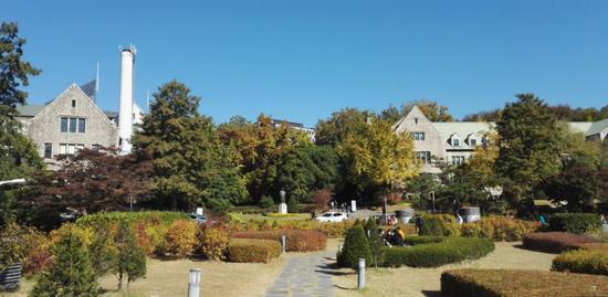 梨花女子大学英伦式建筑