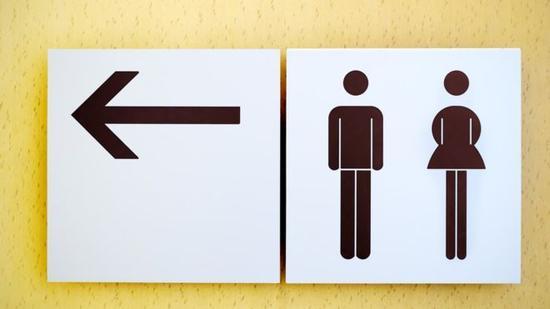 无性别厕所
