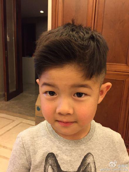 安吉新发型