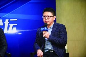 景山学校校长助理卢广伟