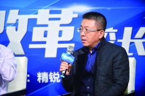 上海交通大学第二附属中学副校长李峰