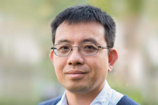 受害人南加大华裔心理学教授曾晓峰(网页截图)