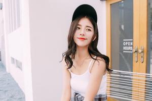 浙传新晋校花爱健身 身材好过韩国女老师(图)