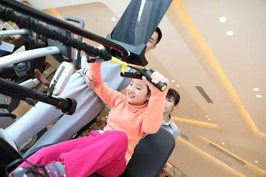 1对1儿童体态健康评估检查+不良姿势矫正活动