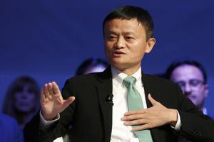 马云:中美不会陷贸易战争 为防冲突愿做牺牲