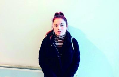 汉娜·莫里 18岁