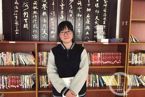 妹子获全国作文大赛一等奖 拿到14高校自招资格