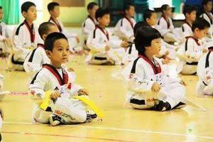 孩子上兴趣班
