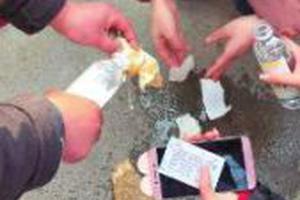 艺考完学生取自己手机被喷辣椒水 校方:怕踩踏