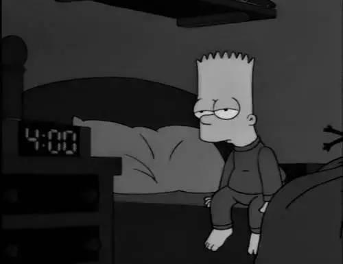 """《辛普森一家》里的""""凌晨四点钟"""""""