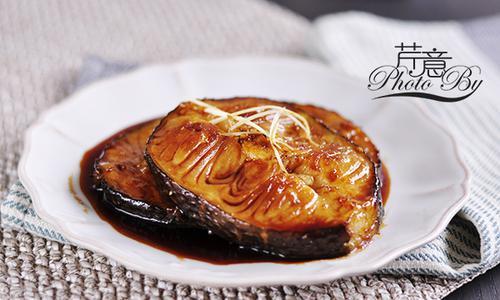 蜜汁烤鳕鱼:极简主义的美味