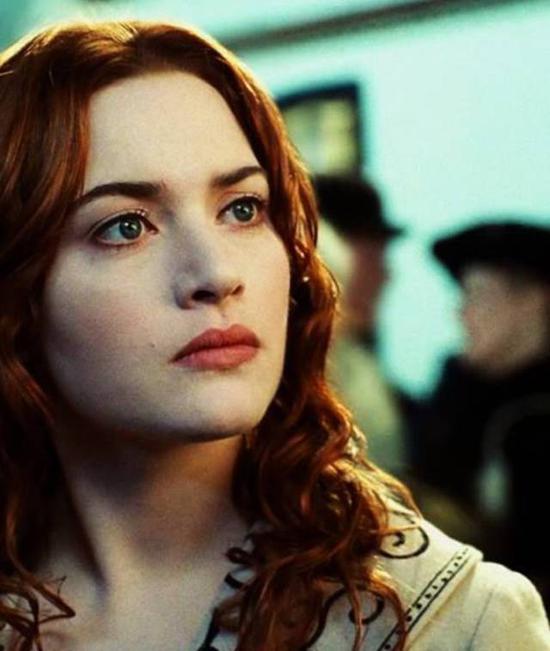 泰坦尼克号中的Rose图片来源:Pinterest,版权归原作者所有