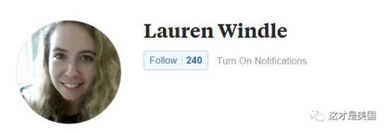 Lauren已经在上海住了五年