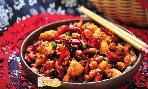 怎样做酥香鲜辣的辣子鸡?
