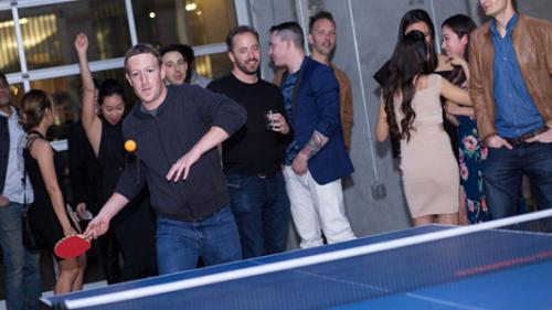 硅谷大佬们的友谊世界