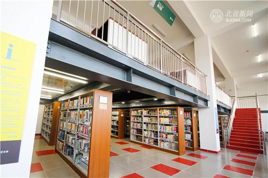 图书馆內景。