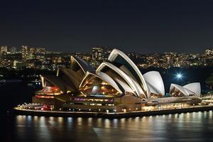 澳洲华人华侨恭拜轩辕黄帝大典悉尼举行