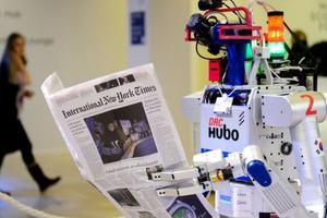 英国30%工作将由机器人承担 教育行业风险低
