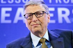 再过25年 盖茨财富就有望超过1万亿美元