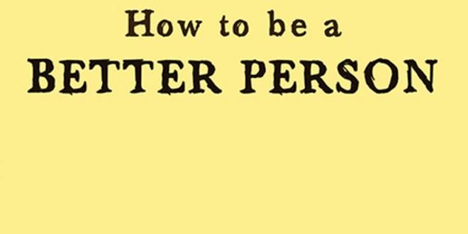 趣味漫画:怎样成为更优秀的人 看完你升华了