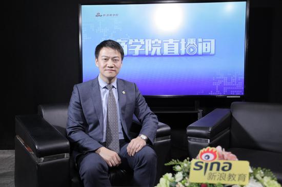 复旦大学MBA项目副主任孙龙