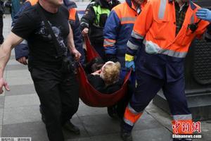 圣彼得堡华人讲述地铁恐怖爆炸袭击亲历