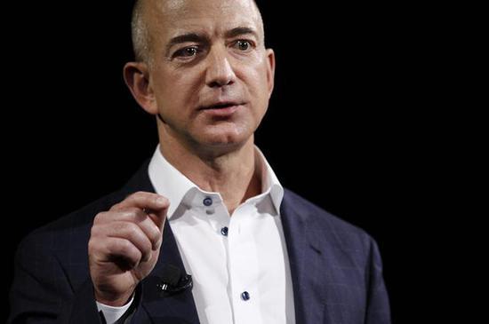 亚马逊CEO杰夫·贝索斯(Jeff Bezos)