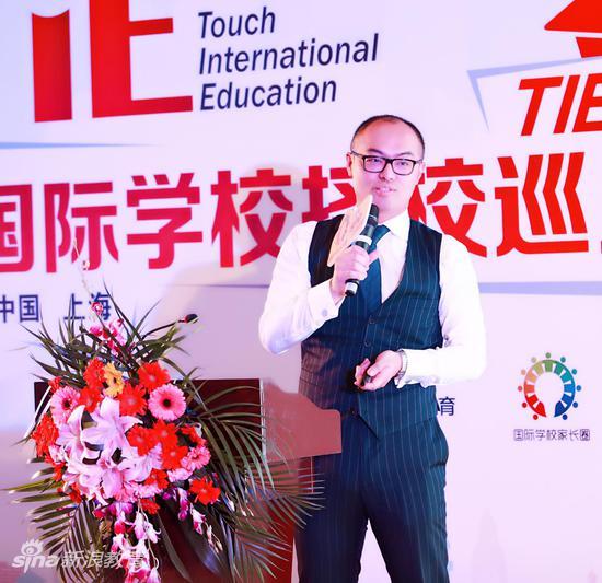 上海朗阁教育培训教学总监张瀚文先生