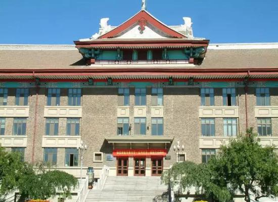 天津大学主楼