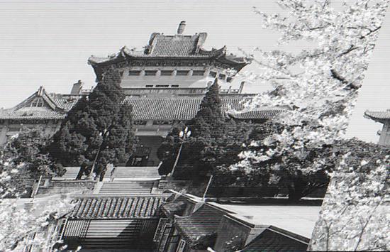 武汉大学早期建筑