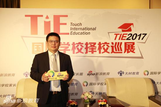 北京私立汇佳杨那爽:IB教育体系什么最关键 国