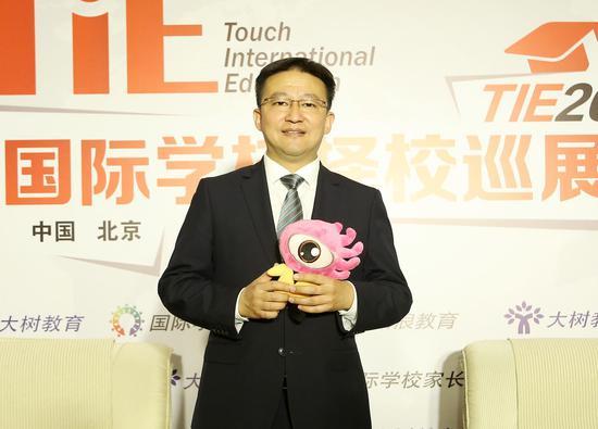 北京市二十一世纪国际学校副校长郭利军
