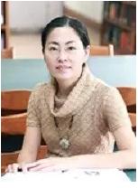 侯丽敏副教授