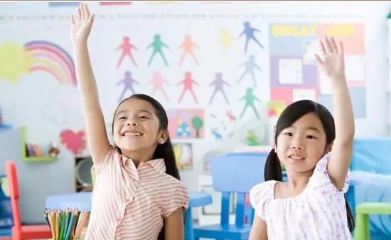 国际学校的孩子