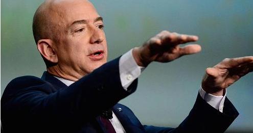杰夫·贝佐斯(Jeff Bezos)