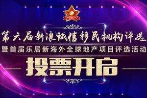 2017第六届新浪诚信移民机构评选:上海移民港