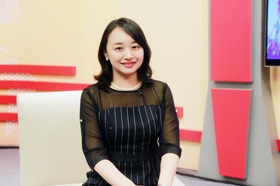 上海交通大学招办副主任王琳媛