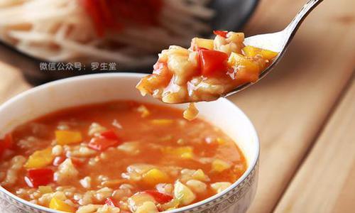 教你做自制的超好吃的泰式疙瘩汤