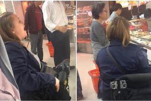 白人女加国怒吼华人店员:不会说英语就滚回中国